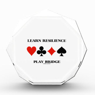 Learn Resilience Play Bridge (Four Card Suits) Awards
