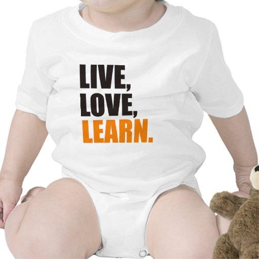 learn t-shirts