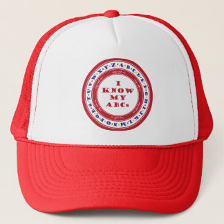 Learn the Alphabet Hat