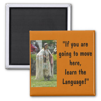 Learn the Language Magnet