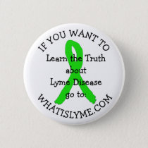 Learn the Truth about Lyme Disease Button