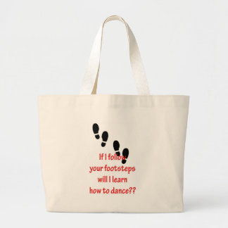 Learn to Dance Tote Bag