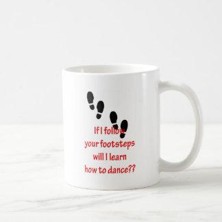 Learn to Dance Classic White Coffee Mug