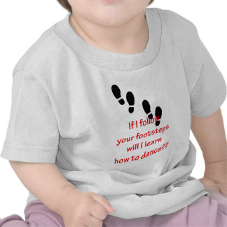 Learn to Dance Tee Shirts