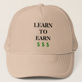 LEARN TO EARN Hat