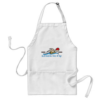 Learn to Fly Adult Apron