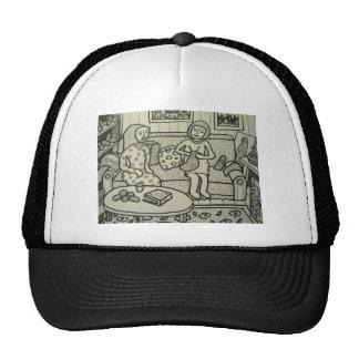Learn to Knit bt Piliero Mesh Hat