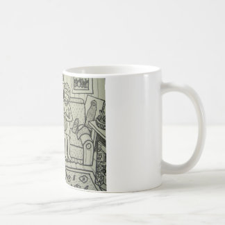 Learn to Knit bt Piliero Mug