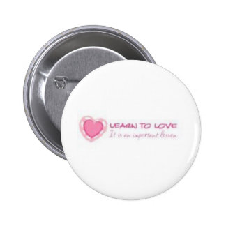 Learn to love <3 pins
