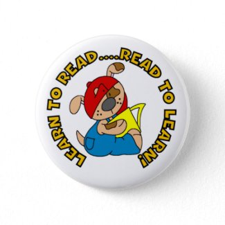 Learn to Read, Read to Learn button