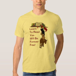 Learn To Read T-shirts