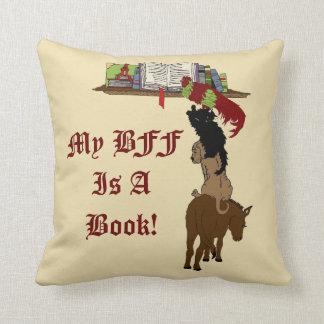 Animal Reading Pillows : Animals Reading Pillows - Decorative & Throw Pillows Zazzle