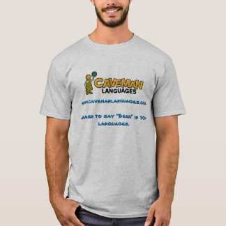 Learn to say Beer in 10+ languages T-Shirt