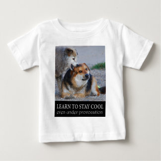 learn to stay cool t shirt