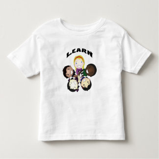 Learn Toddler T-shirt