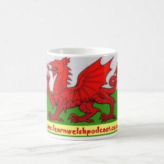 Learn Welsh Podcast Mug