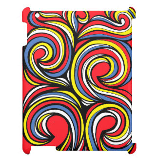 Learned Great Zeal Amicable iPad Case