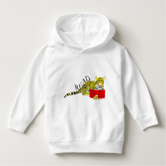 Learned Leopard collection Toddler Hoodie