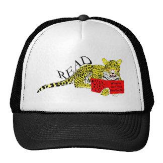 Learned Leopard collection Trucker Hat