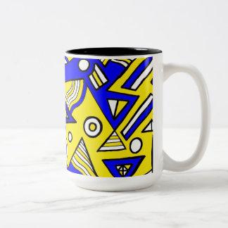 Learned Soulful Inventive Glamorous Two-Tone Coffee Mug