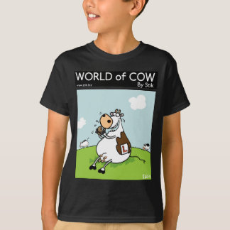 Learner Cow T-Shirt