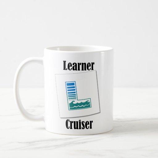 Learner Cruiser Coffee Mug