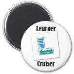Learner Cruiser Magnet