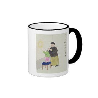 Learning about Spiritualism Coffee Mug