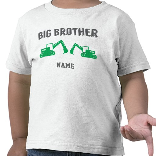 Learning Candy Big Brother Excavator T Shirts