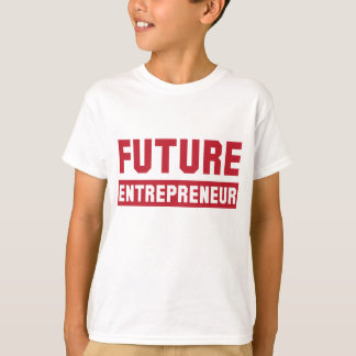 Learning Candy Future Entrepreneur T-Shirt