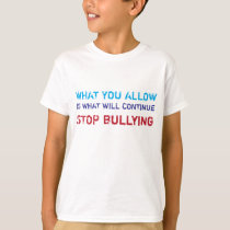 Learning Candy Stop Bullying No Bullying T-Shirt