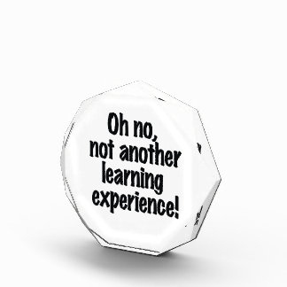 Learning Experience Award