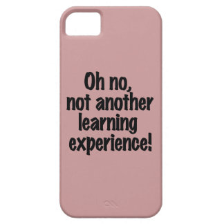 Learning Experience iPhone SE/5/5s Case