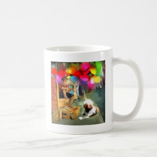 Learning from children uSE.jpg Coffee Mug