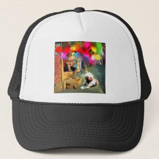 Learning from uSE.jpg Trucker Hat