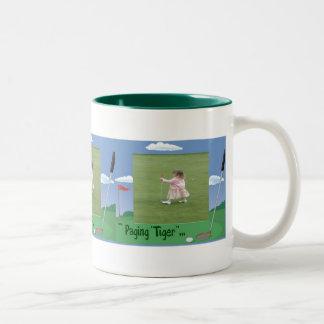 Learning Golf Mug