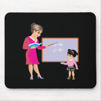 Learning Math Mouse Pad