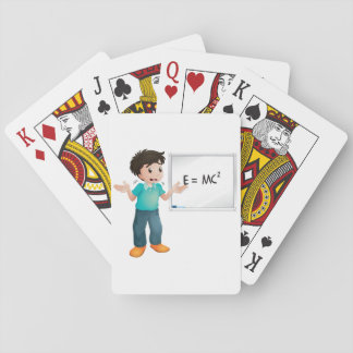 Learning Maths Playing Cards