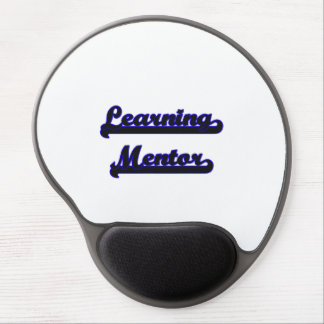 Learning Mentor Classic Job Design Gel Mouse Pad