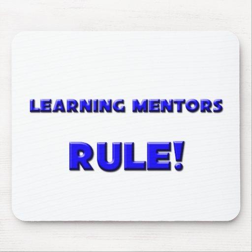 Learning Mentors Rule! Mouse Mats