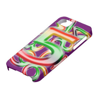 LEARNING NUMBERS FUNTIME iPhone SE/5/5s CASE