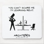 """Learning Revit Mousepad<br><div class=""""desc"""">Mousepad inspired by the webcomic Architexts.</div>"""