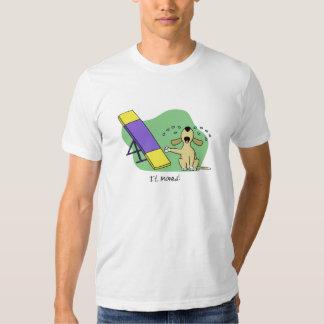 Learning the Teeter Agility TeeShirt T Shirt