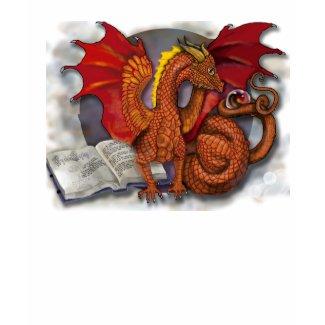 Learning the Ways~dragon shirt zazzle_shirt