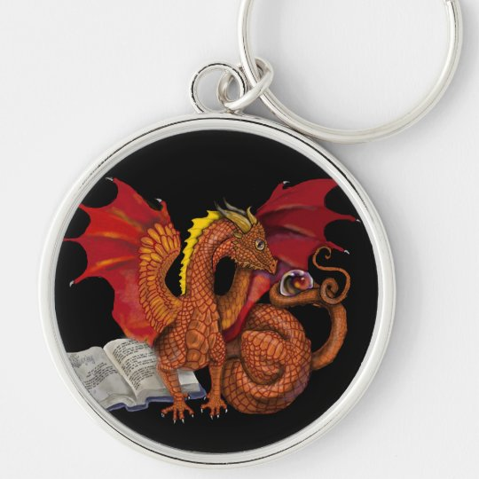 Learning the Ways~ keychain
