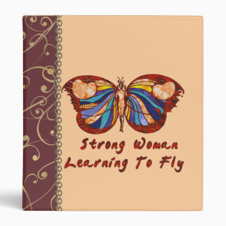 Learning To Fly 3 Ring Binder