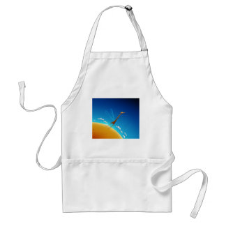 Learning To Fly Apron