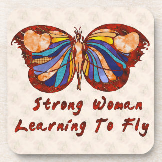 Learning To Fly Beverage Coaster