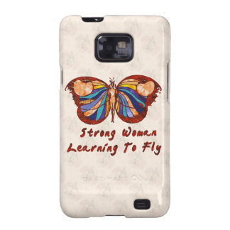 Learning To Fly Samsung Galaxy S2 Cases