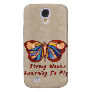 Learning To Fly Samsung Galaxy S4 Case